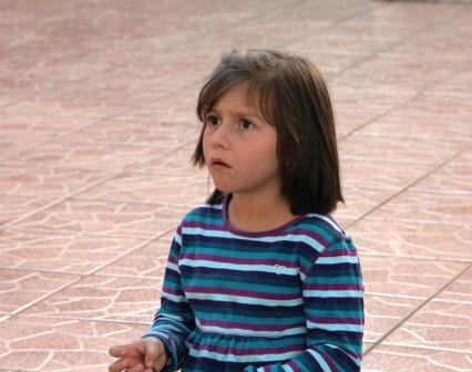 Because of one man who stood above all others children like this little girl lived.