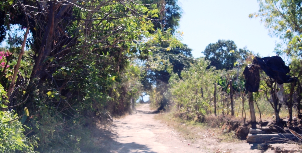 Road back into campesino community